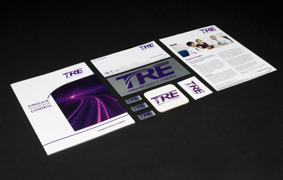 TRE portfolio of branded products by WillB
