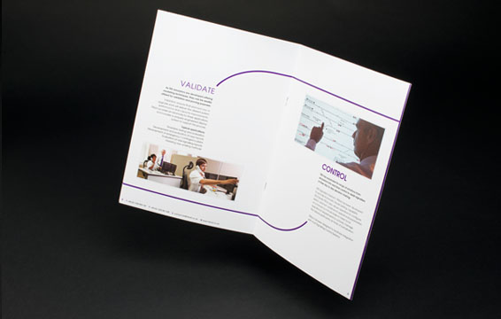 TRE brochure by WillB