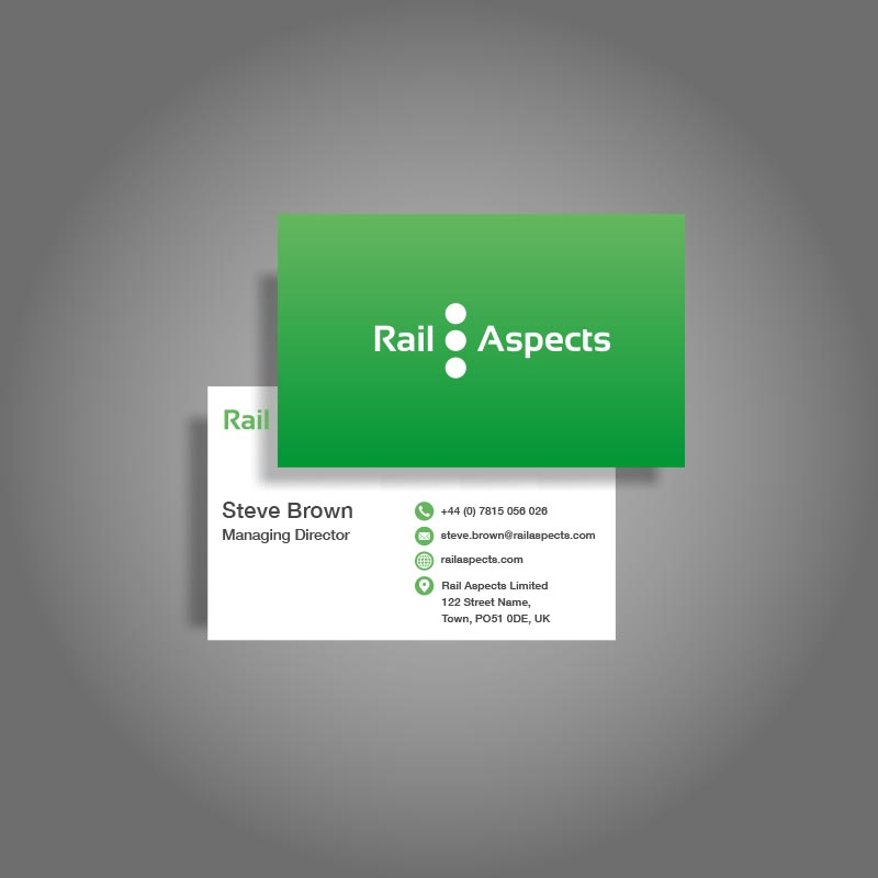 Rail Aspects Business Card