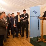 A Parliamentary Reception for Members of the Railway Industry Association