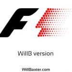 New F1 logo… redesigned by WillB