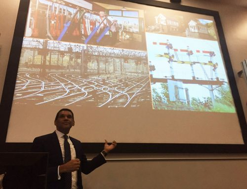 News / Take-aways from David Waboso's speech yesterday on the Digital Railway