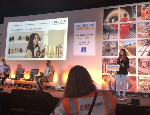 News / Autonomous cars and career tips at Rail Live 2018