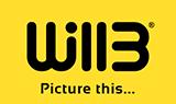 WillB – Design agency, London, UK Logo